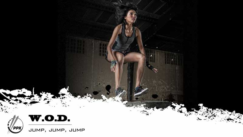Power – Jump, Jump, Jump
